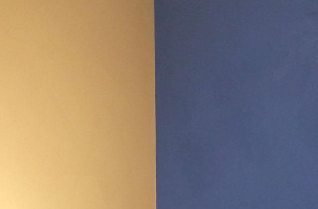 温かみを感じる塗り壁は精神的にも落ち着きます